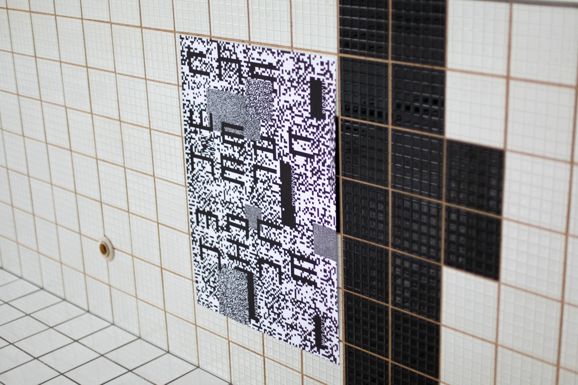 Anders Bakken Neubad poster series
